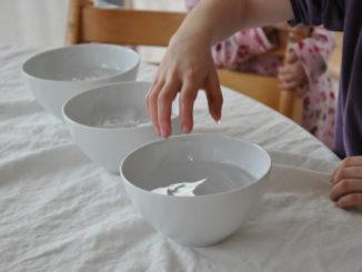 Esperimenti bambini elementari
