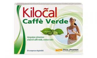 Kilocal Brucia Grassi Caffè Verde