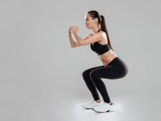 Come fare squat bene a casa
