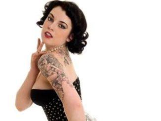 Tatuaggio braccio donna