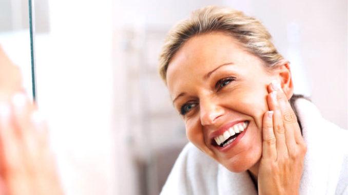Crema antirughe per donne di 40 anni